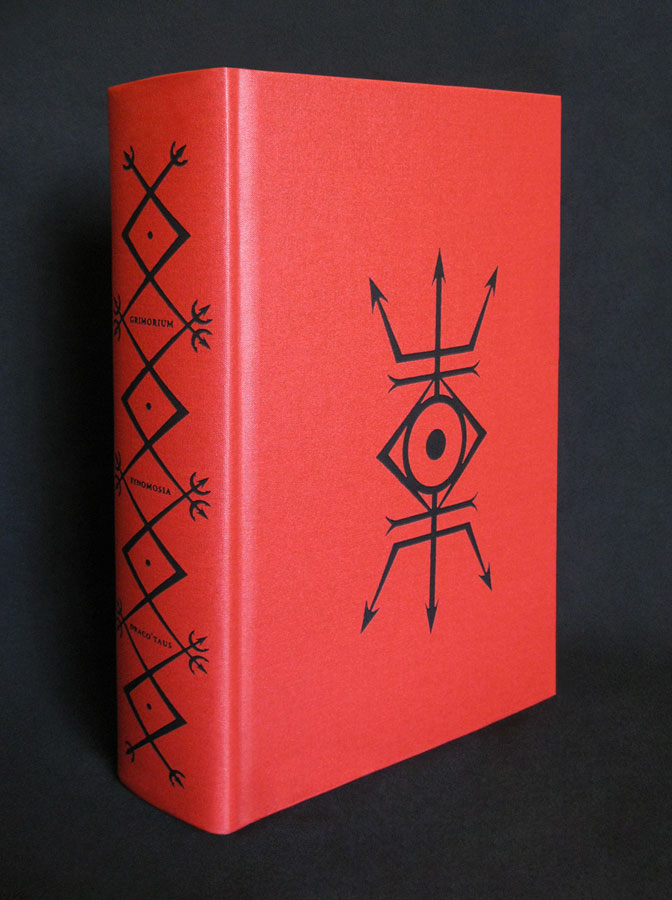 Dragon Book of Essex by Andrew Chumbley, standard edition 2014