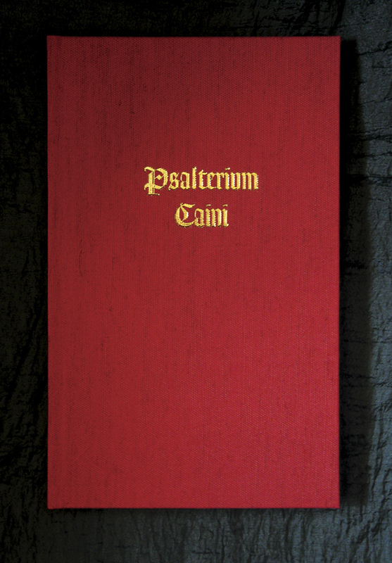 The Psalter of Cain