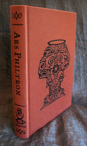 Ars Philtron Edition Codex Vasculum